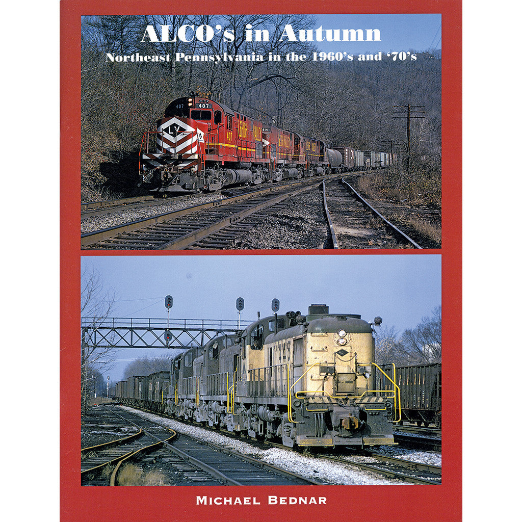 Alcos in Autumn (Northeast Pennsylvania in the 1960s and 1970s)