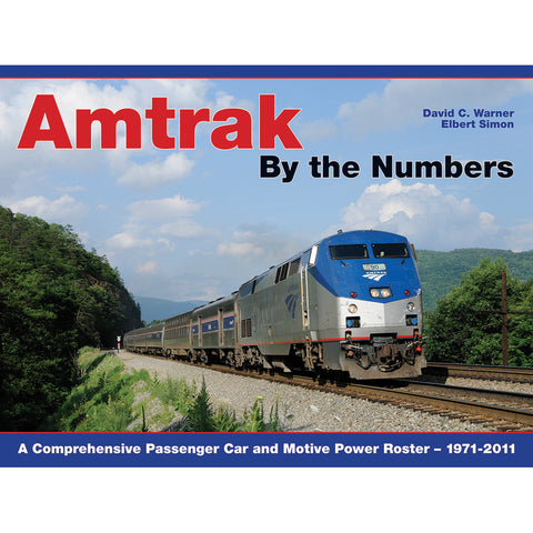 Amtrak by the Numbers