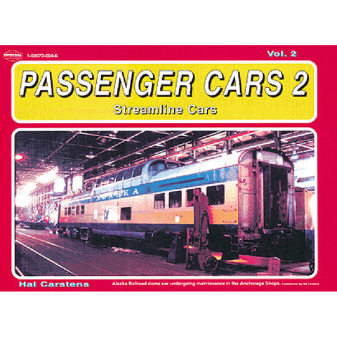 Passenger Cars, Vol. 2-Streamline Cars