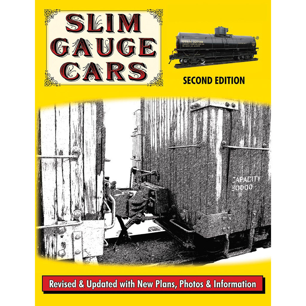 Slim Gauge Cars,Second Edition