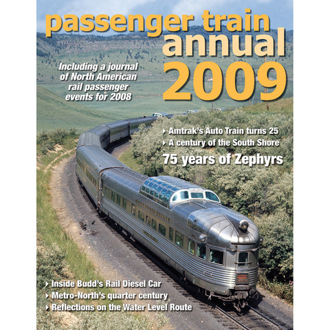 Passenger Train Annual 2009