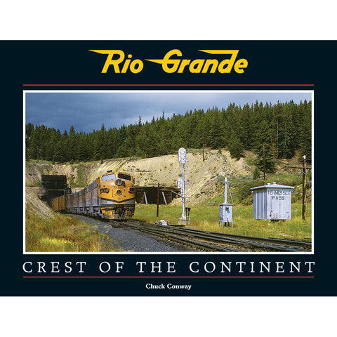 Rio Grande: Crest of the Continent