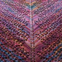 Load image into Gallery viewer, Charlotte's Web Shawl Download
