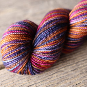 P410 (Purple Rainbow) Bellish Yarn