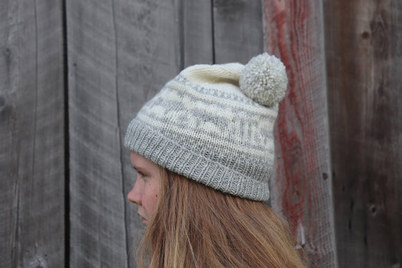 Koigu Sheep Hat pattern download