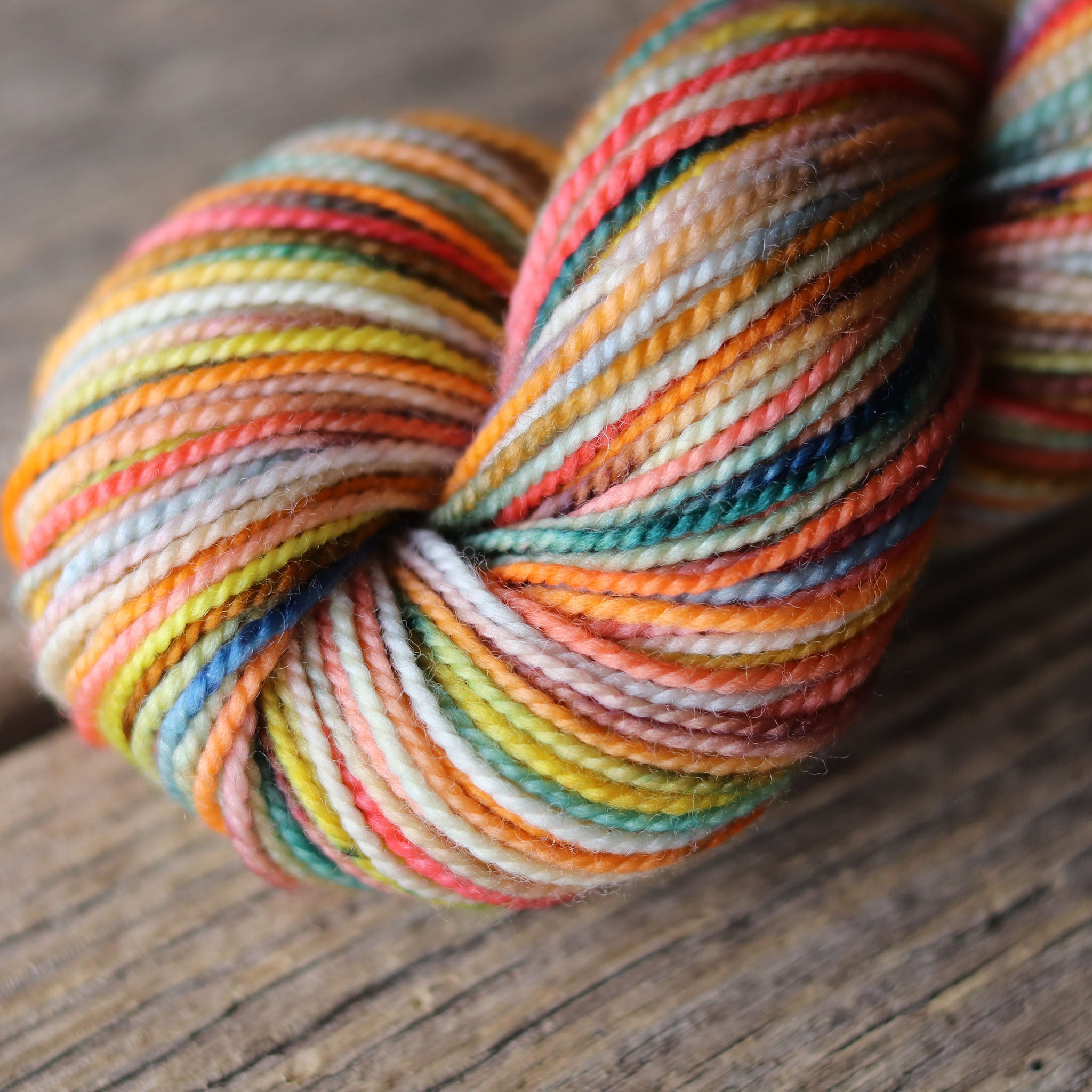 P909 (Rainbow) Bellish Yarn