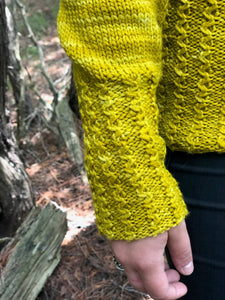 LOLA SWEATER    ~ By Melissa Leapman