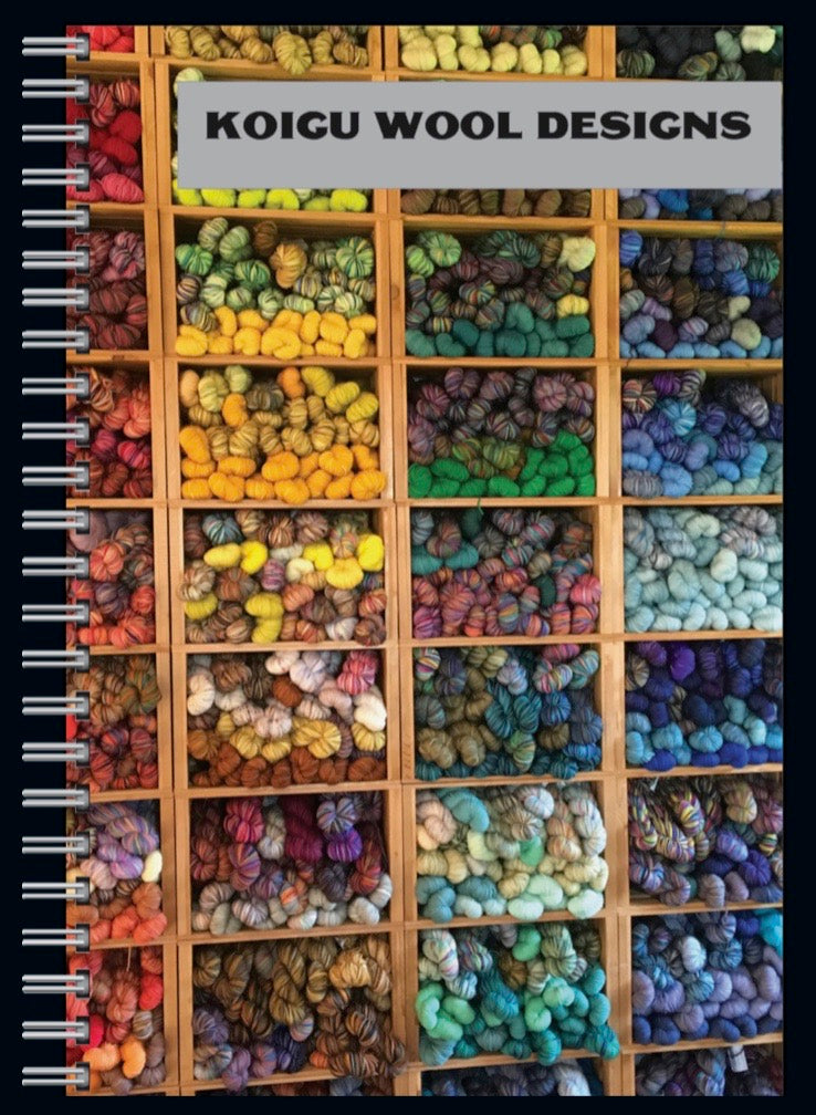 Koigu Notebook