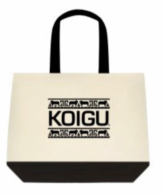 Koigu Two-Tone Deluxe Classic Cotton Tote Bags