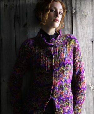 Jazz Cardigan pdf download pattern