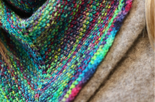 Load image into Gallery viewer, Koigu One Skein Scarf