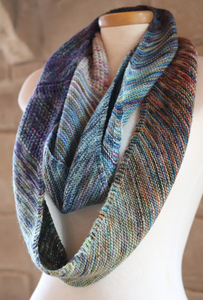 Bradley - Triple Twist Cowl