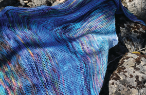 Dreamboat Shawl