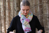 Cottontail Scarf - Lace Merino