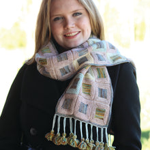 Load image into Gallery viewer, Koigu Pastel Scarf Kit