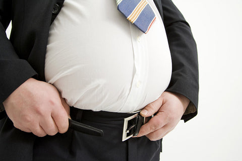 obesity leads to earlier death