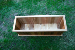 XL Rectangular Planter