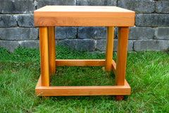 Chalet End Table