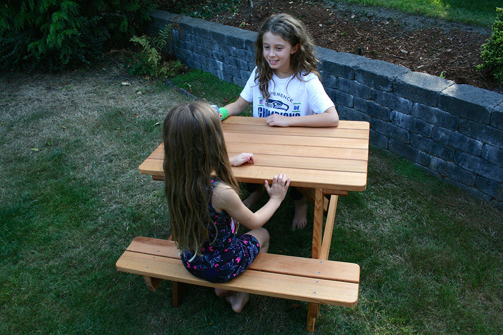 Child Park Table