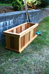 Rectanglular Planter