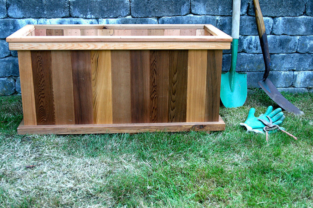 Large Rectangular Planter