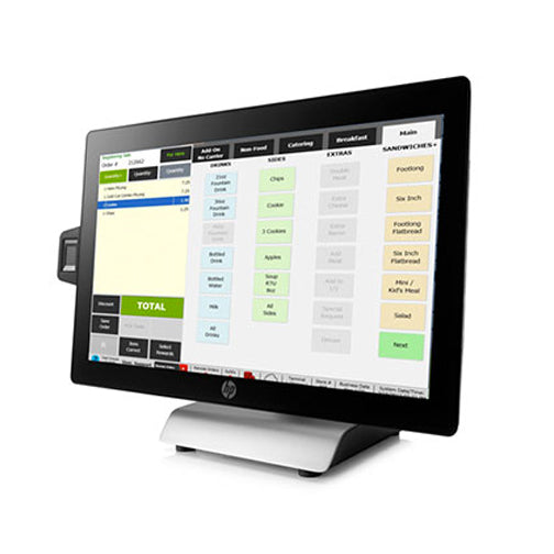 Canada HP POS 9 Package