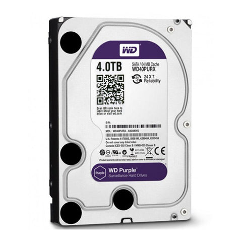 Surveillance Additional 4TB External Storage Drive