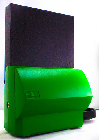 Canada - Telequip Coin Dispenser (Green)