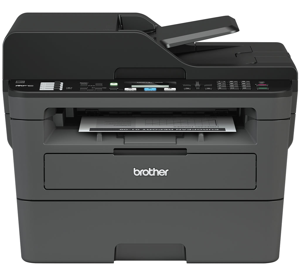 Brother Multi-Function Laser Printer - MFCL2710DW