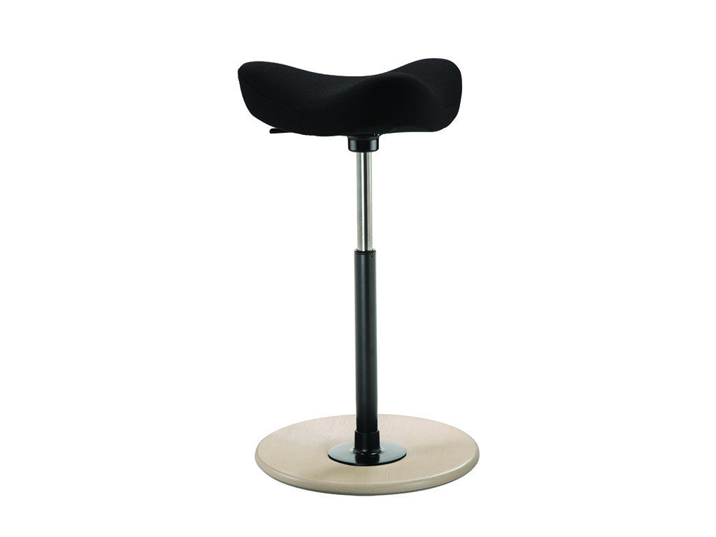 Black Move Stool