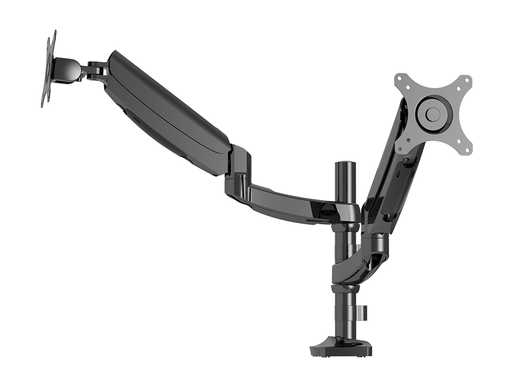 Ergonomic Dual Monitor Arm