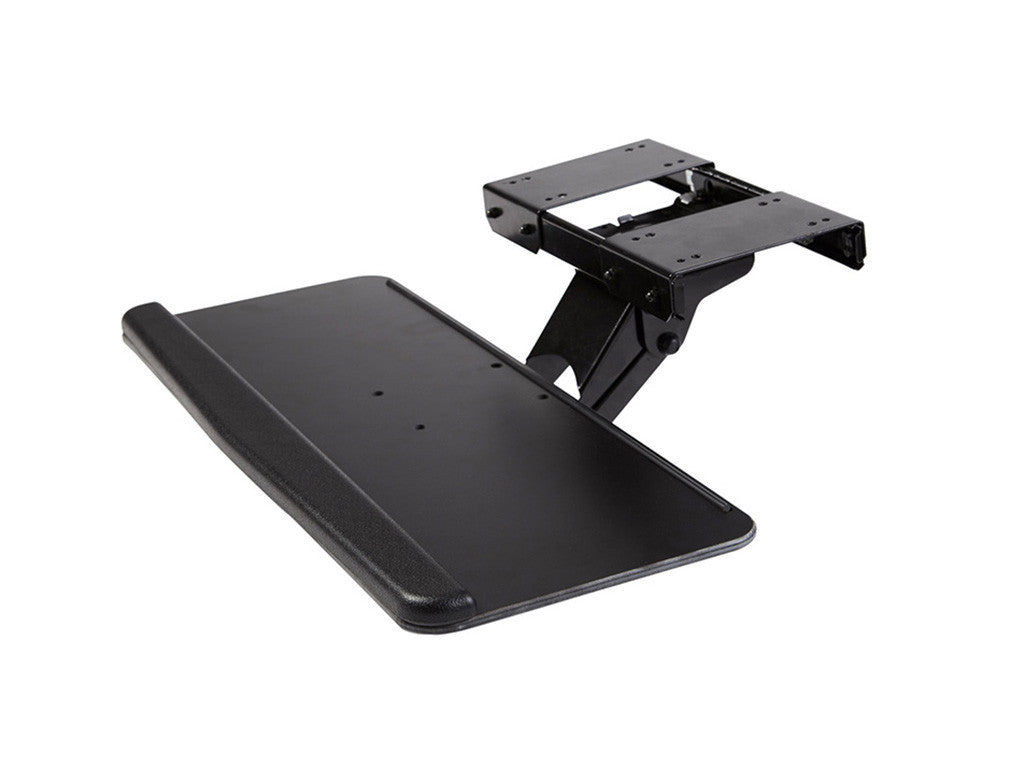 under desk ergonomic keyboard tray standdesk. Black Bedroom Furniture Sets. Home Design Ideas