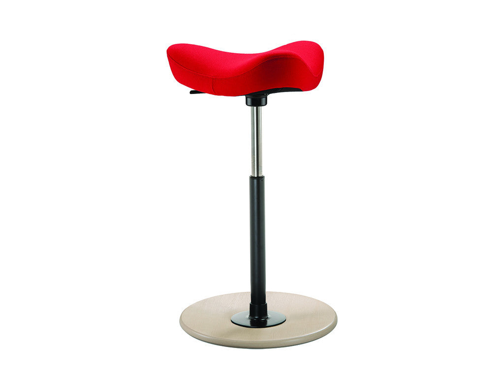 Red Move Stool