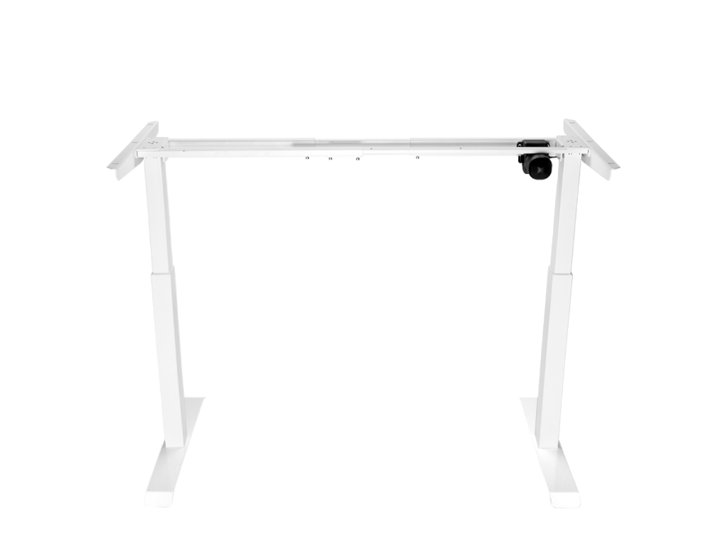 Robotic Height Adjustable Standing Desk Frame - Simple Model