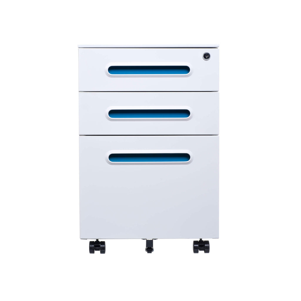 Locking File Cabinet With Wheels