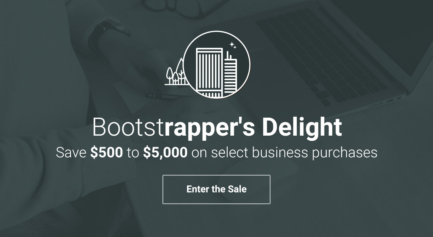Bootstrapper's Delight