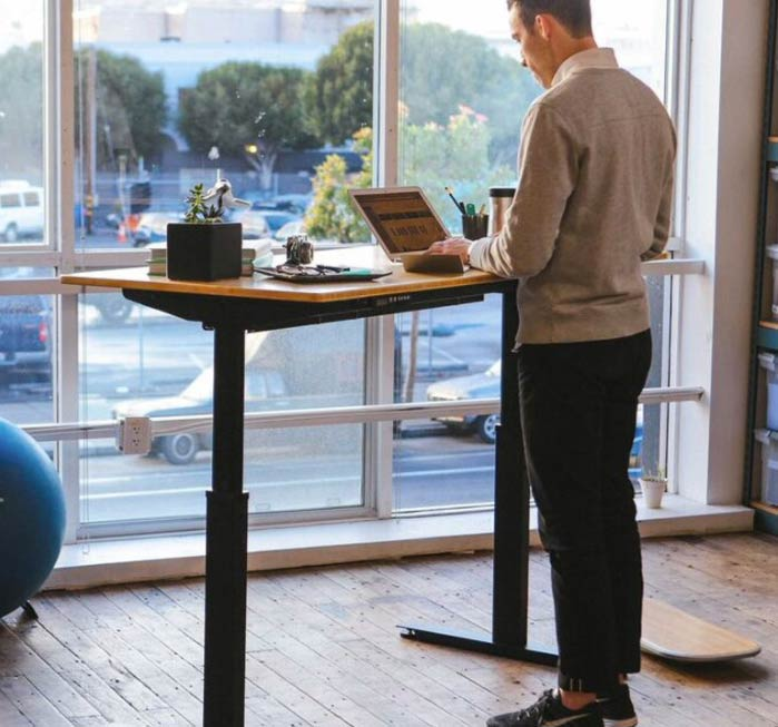 Standing Desk Buyers Guide StandDeskco