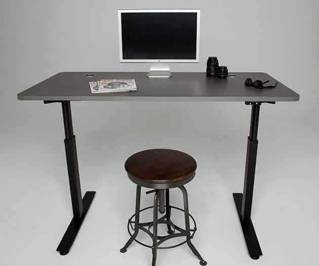 """The Most Affordable """"Automatic"""" Standing Desk"""