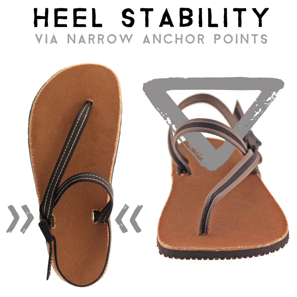 Minimalist Sandals: 4 Things to Look