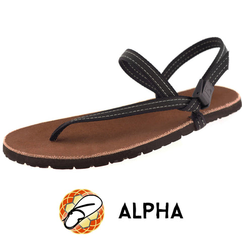 alpha minimalist adventure sandals