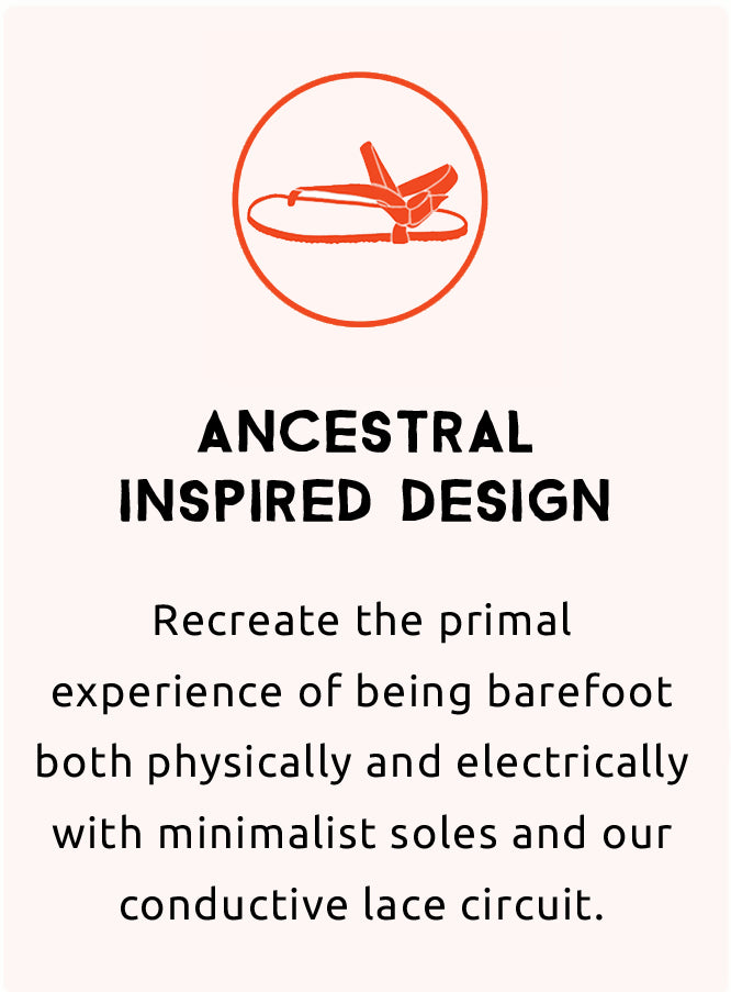 ancestral design earthing