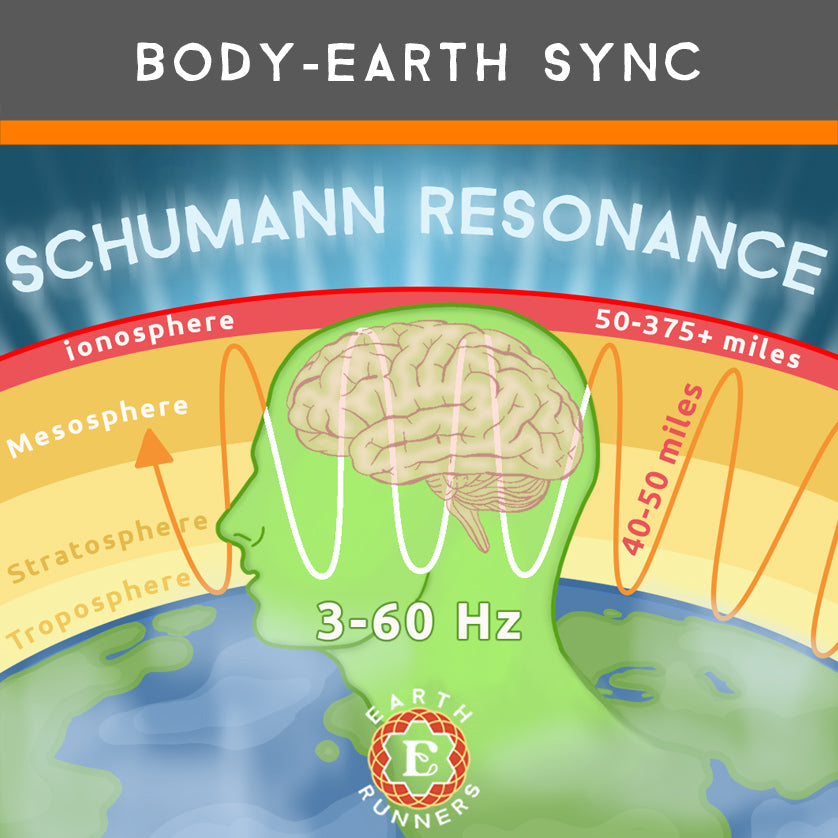 body earth sync schumann resonance