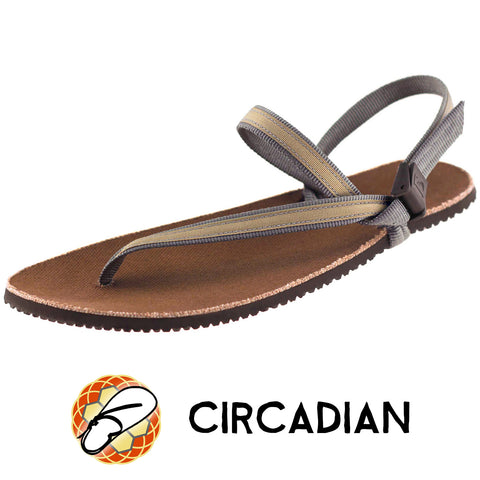 circadian minimalist adventure sandals