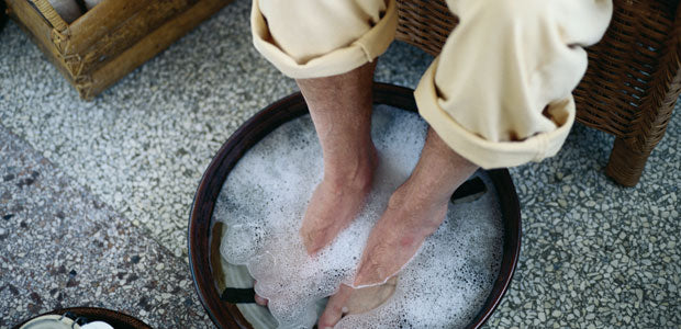 epson salt foot bath