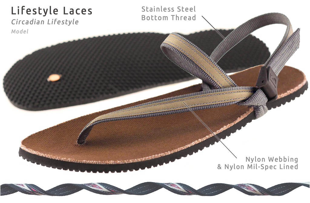 earth runners lifestyle sandals
