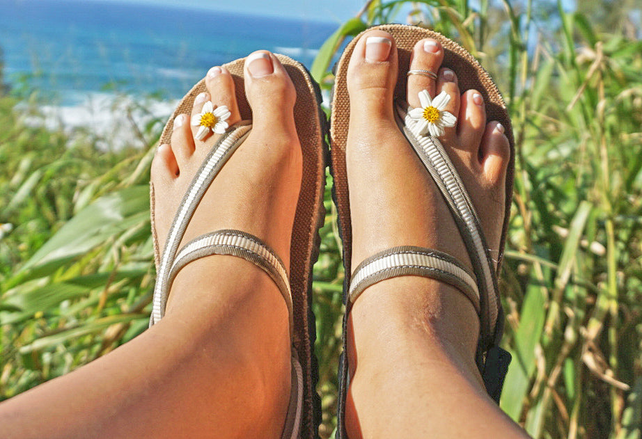 hawaii beach sandals for women