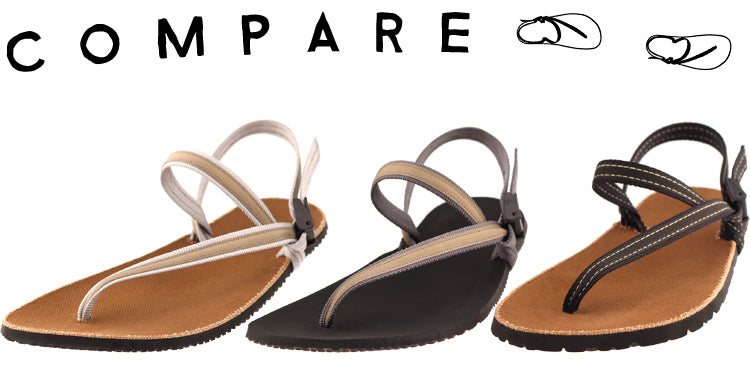 compare eEarth Runners sandals