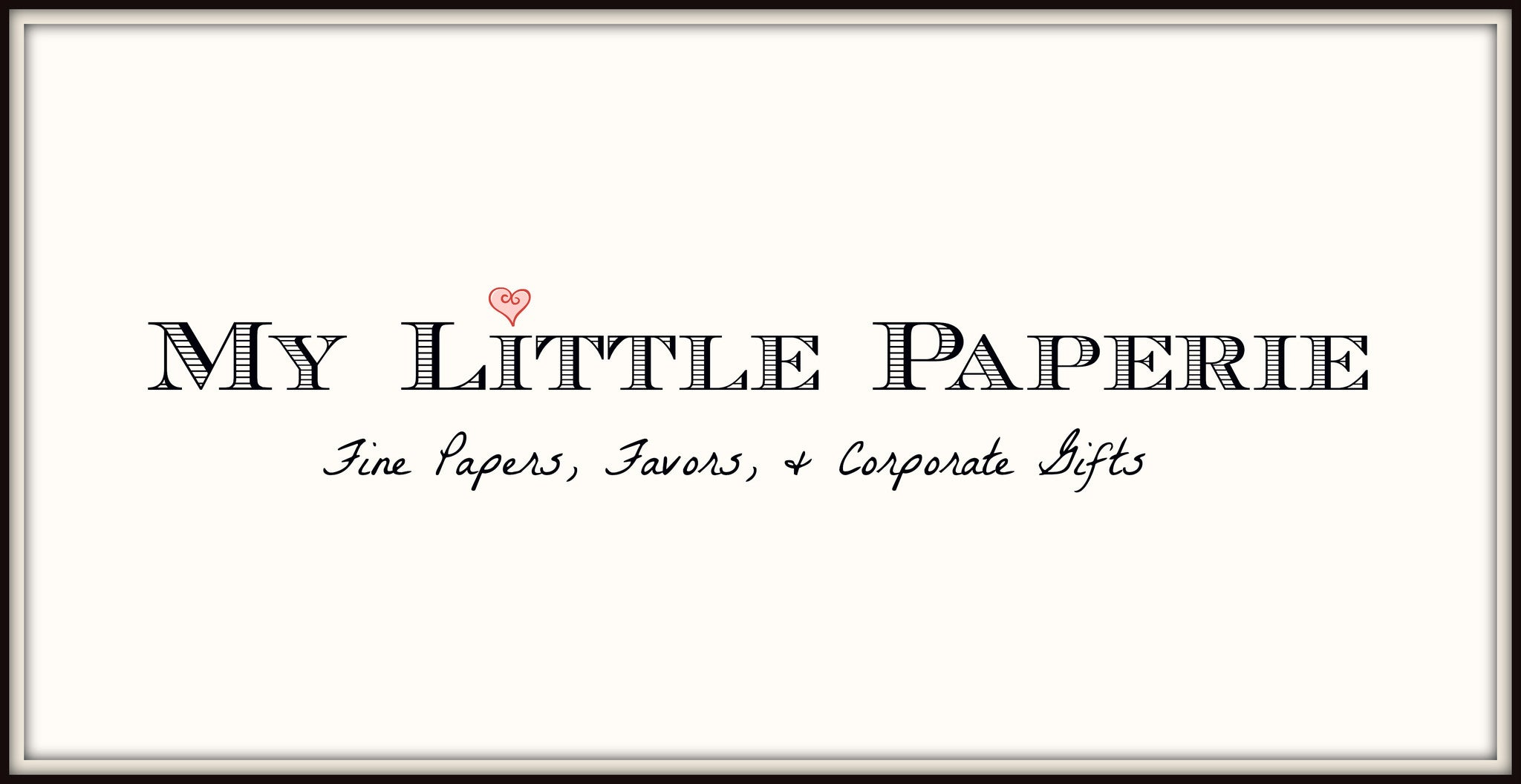 My Little Paperie