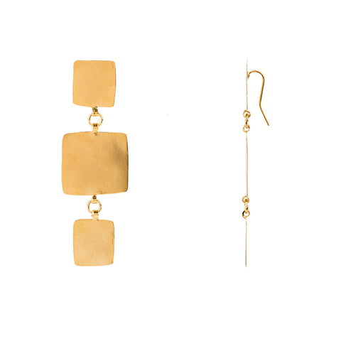 Earrings Pepite CL