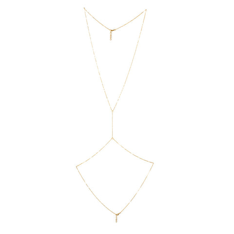 Plain Body Chain